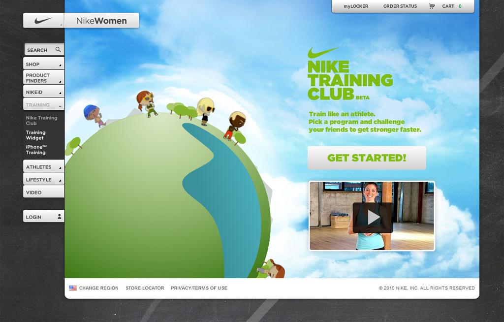 Nike Women Training